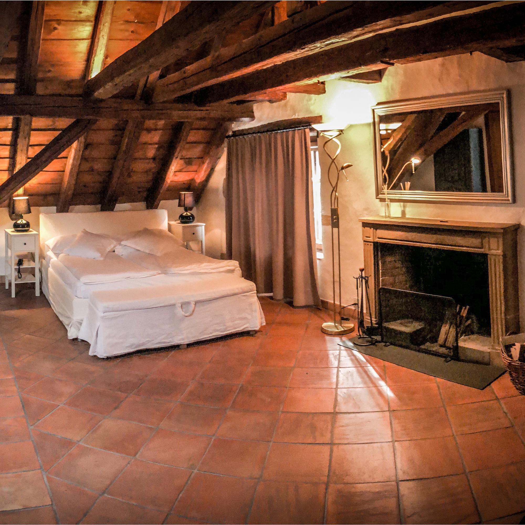Zimmer Suzanne Merveilleux (junior suite)